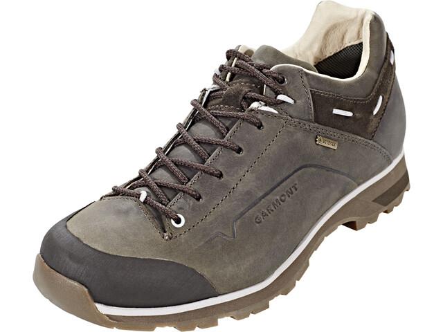 Garmont Miguasha Low Nubuk GTX Chaussures de montagne Femme, olive green/light grey